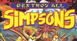 Destroy all Simpsons