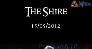 Żegnajcie kochane Hobbity!