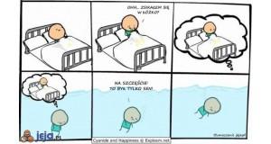Straszny sen