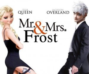 Pan i Pani Frost