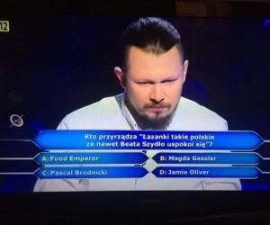 Ciekawe, jakie będzie następne pytanie