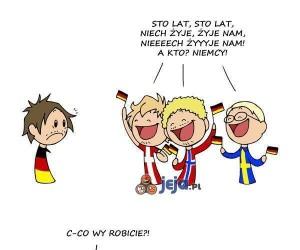Niemcy, no weź się nie wstydź!