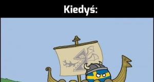 Kiedyś plądrowała Szwecja, ale rolę się odwróciły