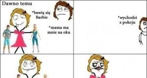 Zabawa Barbie
