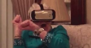 Gdy pokazujesz babci nową grę