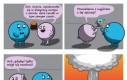 Zły pomysł w przypadku atomu