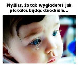 Ty i płacz dziecka