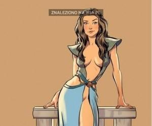 Panienki z Gry o tron