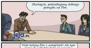Filmy w dzisiejszych czasach