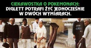 Ciekawostka o Pokemonach