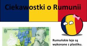 Ciekawostki o Rumunii