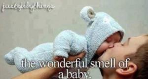 """Cudowny zapach bobasa"""