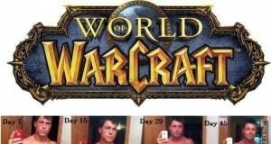 Grubnij razem z World of Warcraft