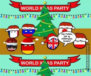 Polska i świąteczny problem