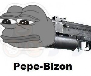 Pepe-bizon