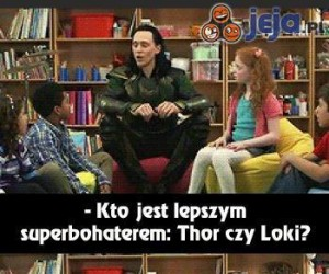 Thor to frajer