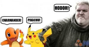 Hodor?