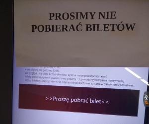 Kocham polskie urzędy, niby inwestują a i tak tylko srają na obywateli