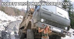 Kobiety z Rosji mają w sobie to coś...