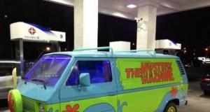 Scooby Doo z ekipą jest w mieście