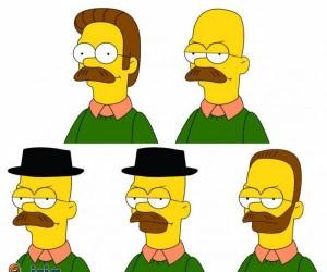 Ned Breaking Bad Flanders