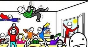 Harmider w klasie
