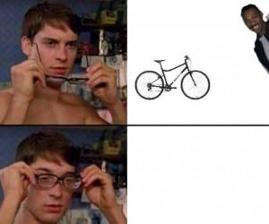 Był rower, nie ma roweru