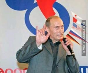 Putin jest kawaii!