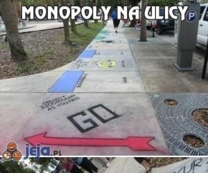 Monopoly na ulicy