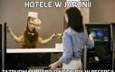 Hotele w Japonii