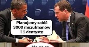 Żarcik Obamy