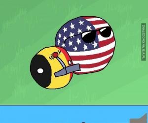 Zabawa samolocikiem