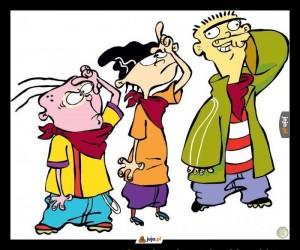 """Przestano tworzyć kreskówkę """"Ed, Edd i Eddy"""""""