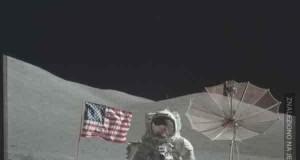 NASA opublikowało zdjęcia z misji na Księżycu!