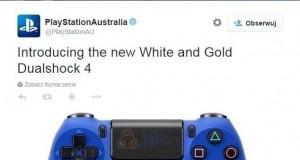 Odpowiedź Playstation na biało-złotą sukienkę