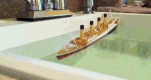Toytanic kąpielowy