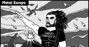 Metal: Europa vs USA