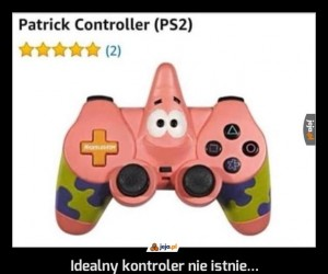 Idealny kontroler nie istnie...