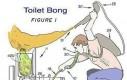 Toaletowe bongo