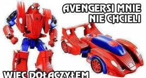 Nie to nie, wolę Autoboty!