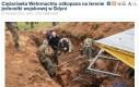 Odnaleziono ciężarówkę Wehrmachtu pozostawioną przez Niemców