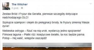 DLC do Wiedźmina!