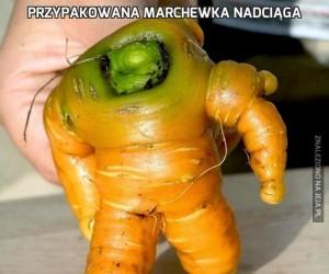 Przypakowana marchewka nadciąga