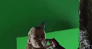 Pijany Legolas