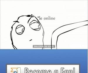 Become a Fan!