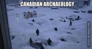 Archeologia w Kanadzie