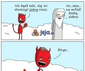 Szatańskie dzieło