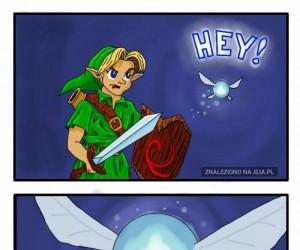 Stare, dobre Zelda było lepsze niż... CHWILA!