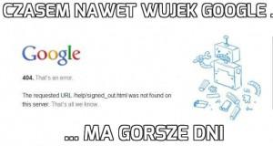 Czasem nawet wujek Google ...