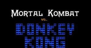Donkey Kong vs Mortal Kombat